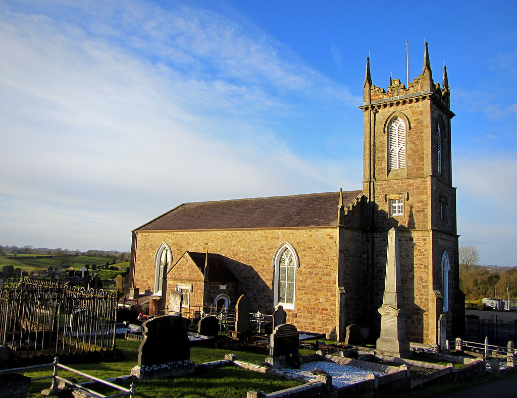 St Andrews Church Killyman I Was Out For A Pre