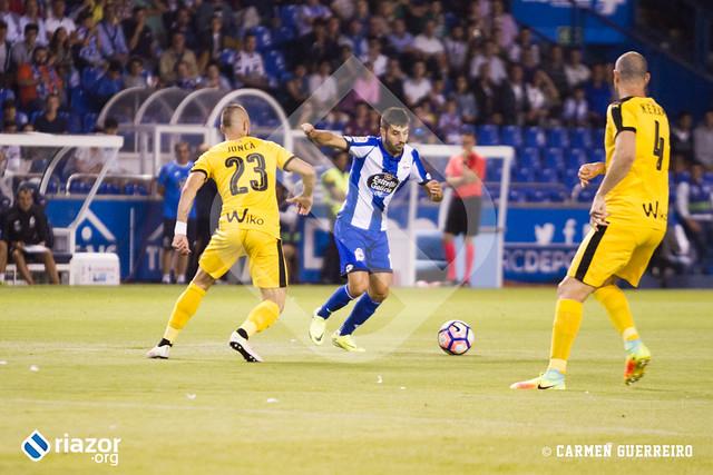 Temporada 16/17. RC Deportivo 2 - Eibar 1