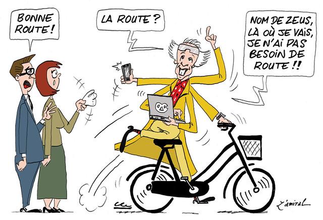 Départ Alain Beretz