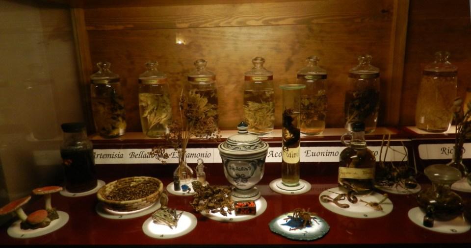 Museo Lara sala de la brujeria Ronda Málaga 10