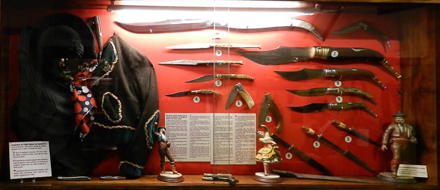 Armas Museo Bandolero Ronda Málaga 01