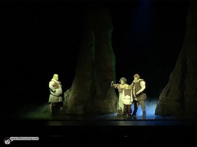 Shrek The Musical Shrek Family