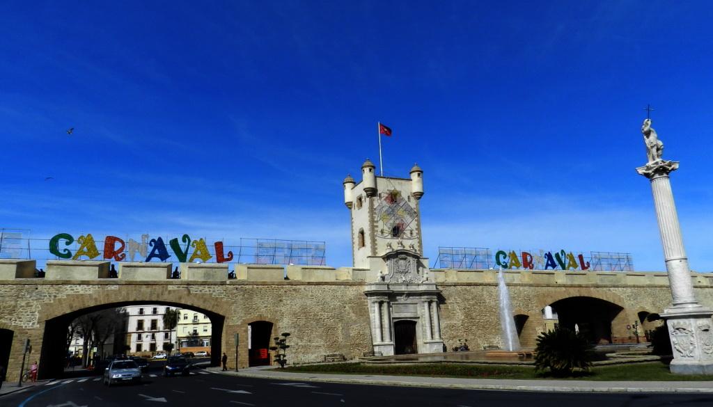 España Puerta de Tierra Cadiz 03