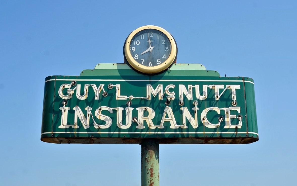 Guy L. McNutt Insurance - 910 4th Street, Rosenberg, Texas U.S.A. - September 2, 2016