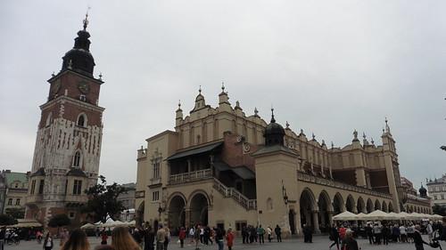 Patrimonio de la Humanidad en Europa y América del Norte. Polonia. Centro Histórico de Cracovia.