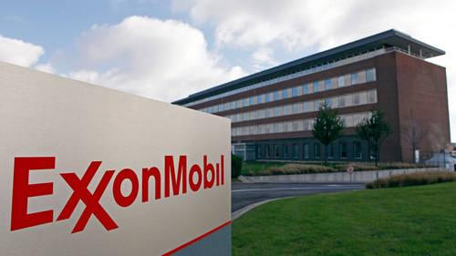Cuarteles generales de Exxon Mobil, foto cortesía de REUTER.