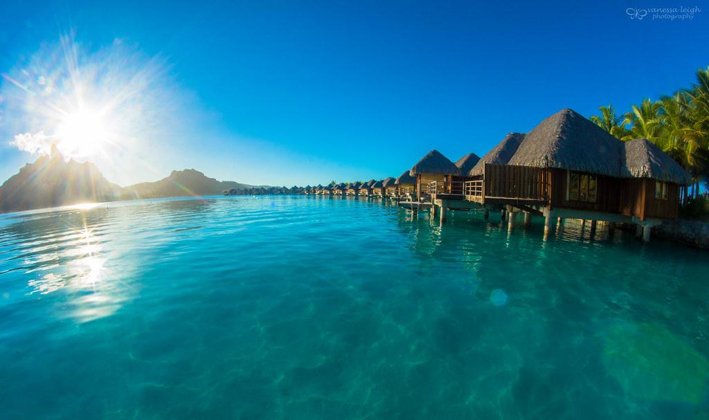 St Regis Bora Bora French Polynesia Finally Got Around