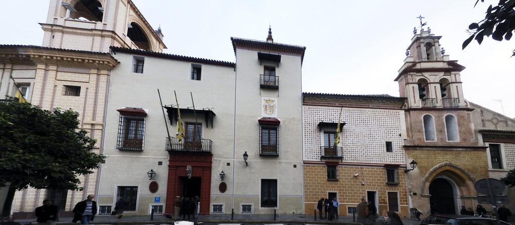 Iglesia Santa Maria La Blanca Sevilla 02