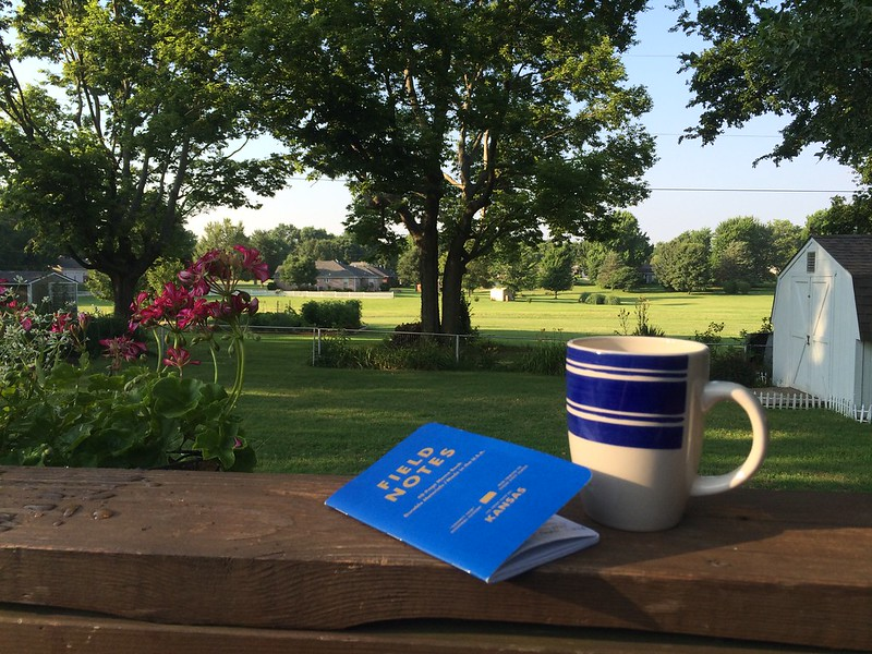 writing and travelling in Kansas, USA - the tea break project solo travel blog