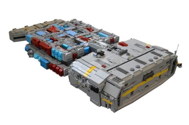 Star Wars: The Force Awakens - UCS The Eravana (SHIPtemper2016)