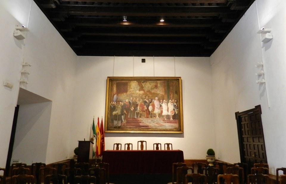 Salón del Almirante Real Alcázar de Sevilla 02