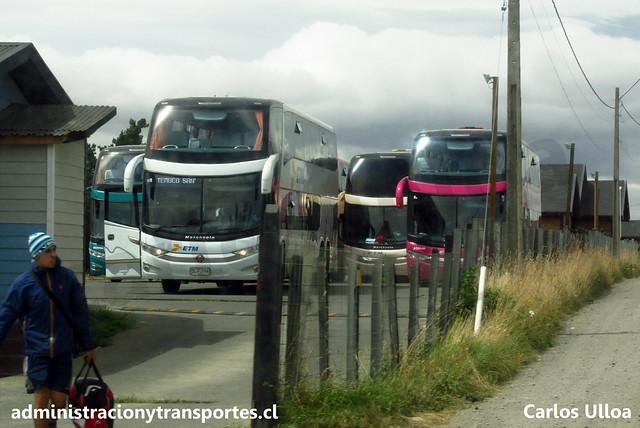 Llao Llao (Castro) | Buses ETM