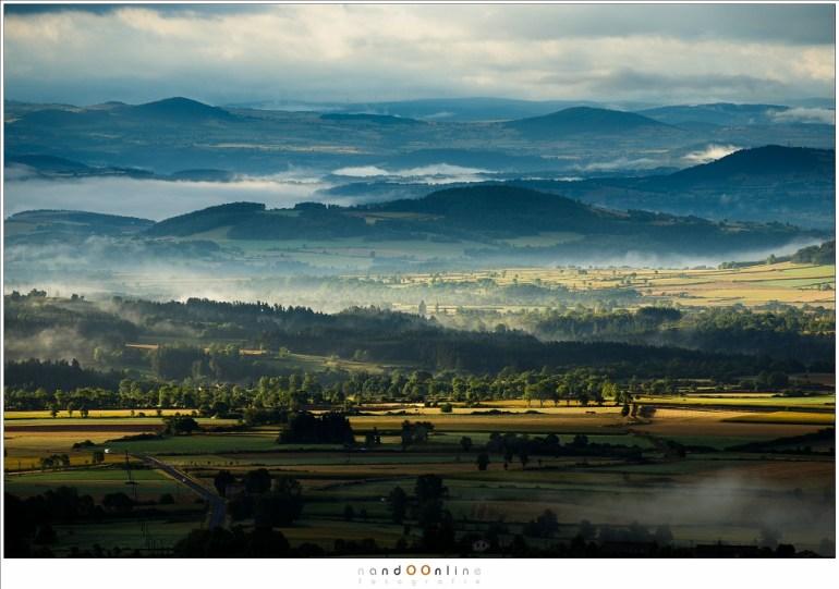 Uitzicht vanaf La Potence