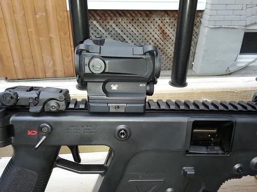2016 Kriss Vector Carbine Right Side Receiver Vortex S