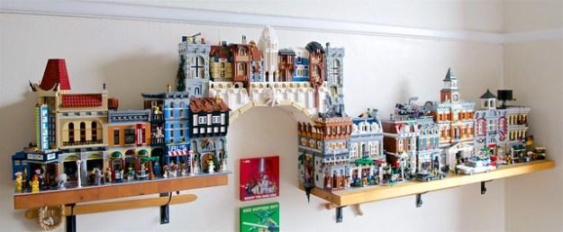 The Constantine Lego Bridge