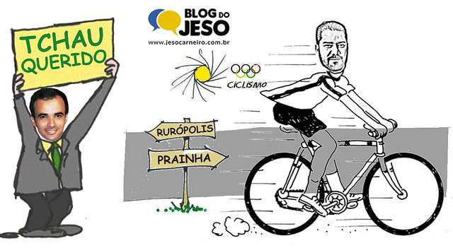 Olímpiadas em Rurópolis
