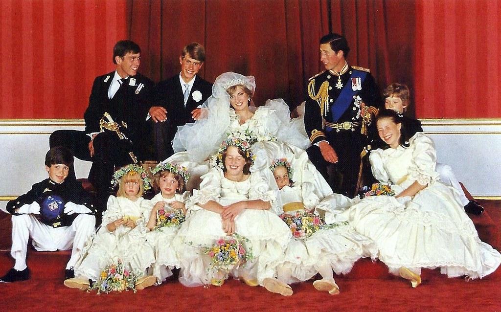 The Wedding Of Princess Diana Amp Prince Charles Sovereign