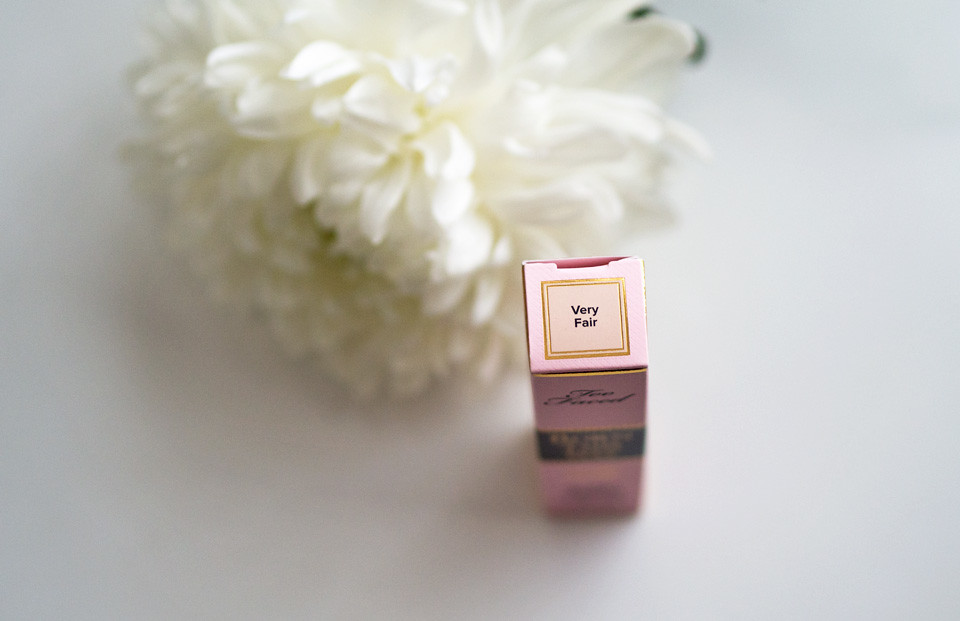 too faced born this way concealer peitevoide