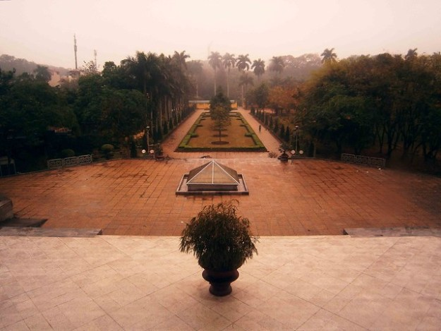 Ho Chi Minh Gardens