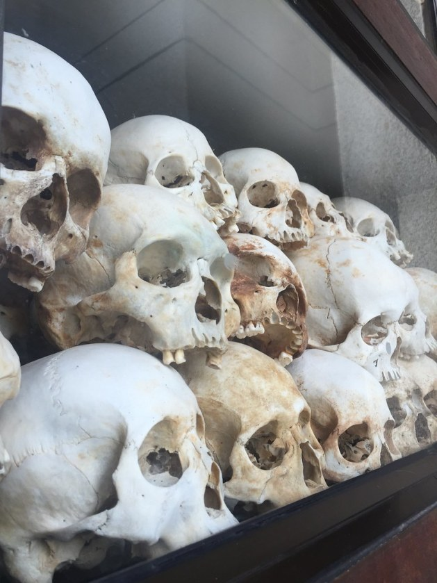 killing fields skulls phnom penh cambodia AlexExplorestheWorld