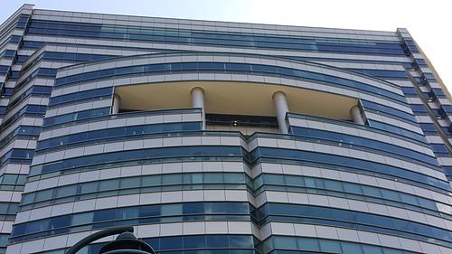 Torre Digitel en La Castellana, Caracas. Venezuela.