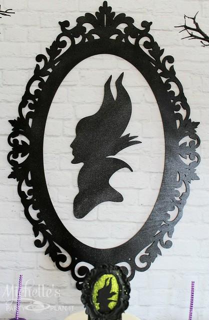 h.maleficent frame