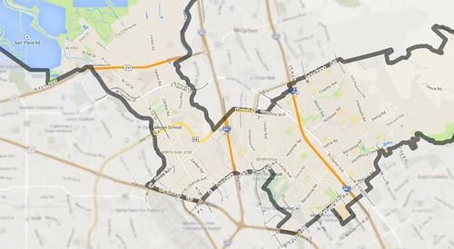 San Jose CA District 4