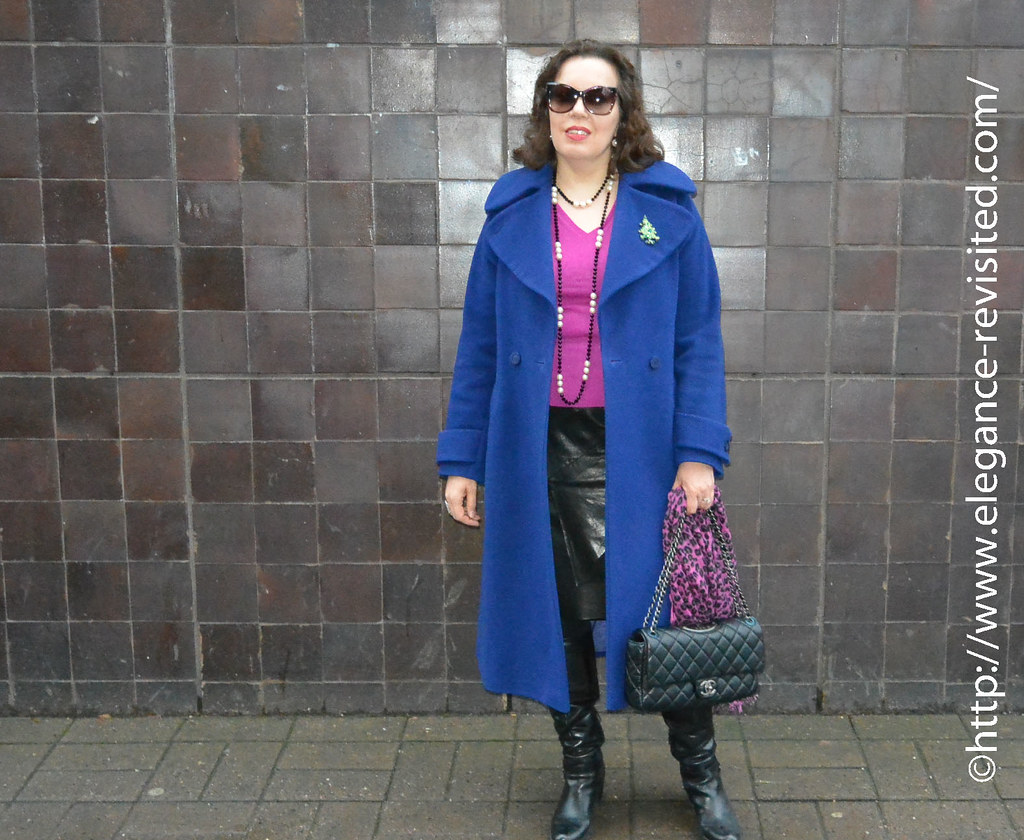 over 40 winter style