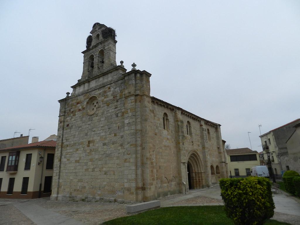 Fachada Iglesia de San Isidoro Zamora 04