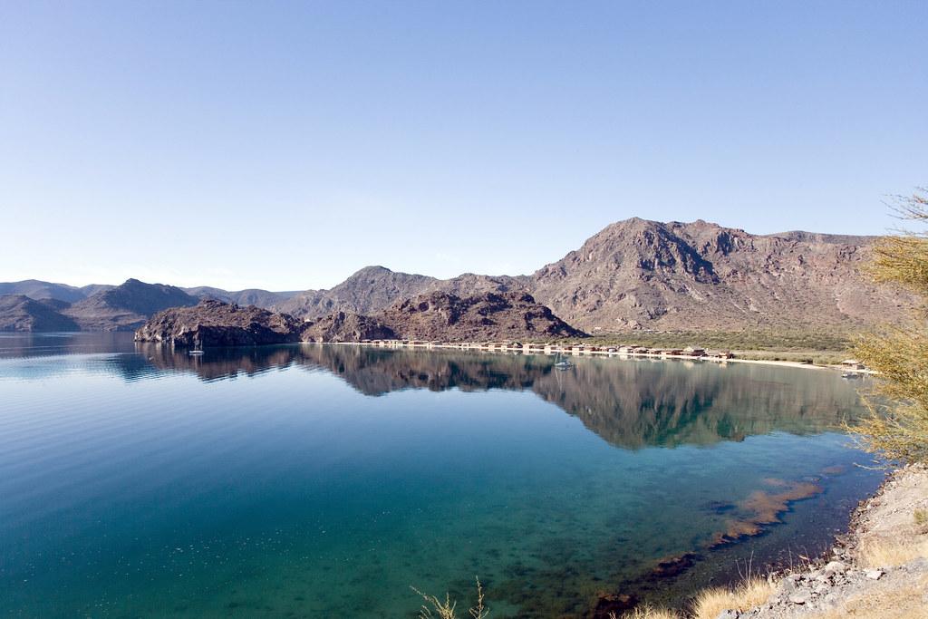 Baja California Sur Muleg 233 Playa El Burro Comisi 243 N