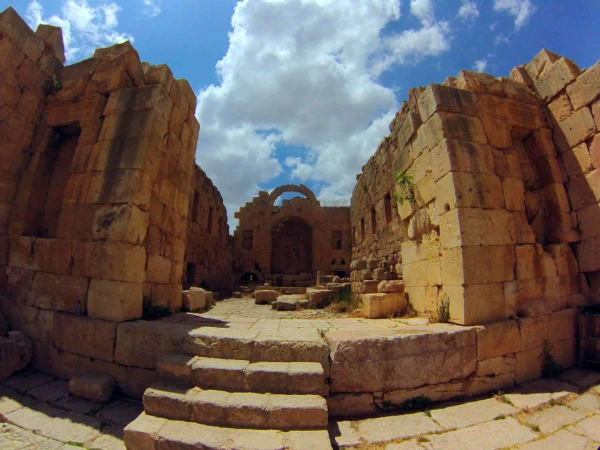 Jerash, la Roma de Jordania / Jordan - Jerash / Gerasa Jerash, la Roma de Jordania Jerash, la Roma de Jordania 30469278512 25480396b3 o