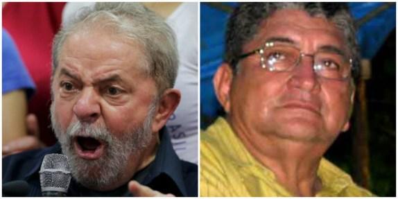 """Gonzaga, prefeito de Oriximiná, é o """"protótipo"""" de Lula, diz leitor, gonzaga e lula"""