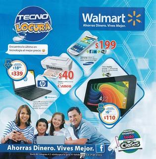 Lo ultimo en tecnologi electronica WALMART - pag1