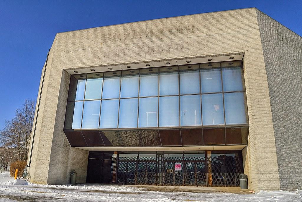 Closed Burlington Coat Factory Former Hornes