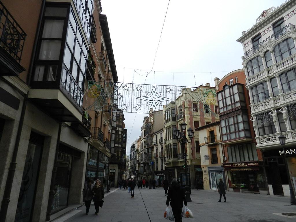 Zamora edificios modernistas en la plaza de Sagasta 26