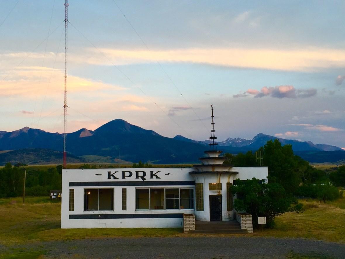 KPRK - Livingston, Montana - July 1, 2016