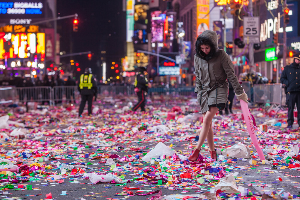New Year s Eve Aftermath 2015 New York City   Anthony Quintano   Flickr     New Year s Eve Aftermath 2015 New York City   by Anthony Quintano