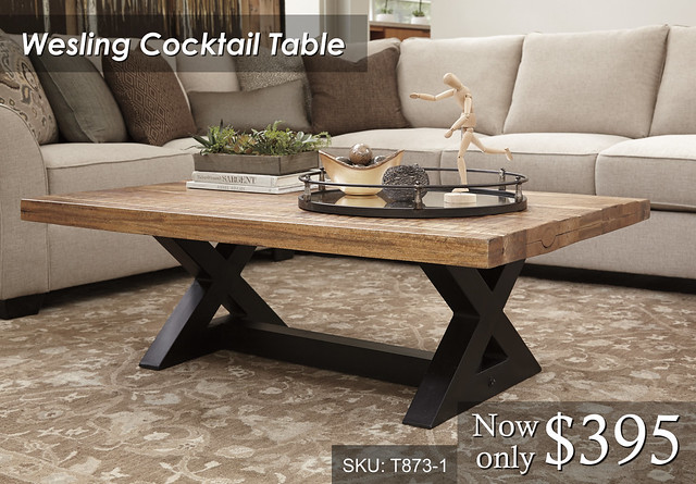 Wesling Cocktail table