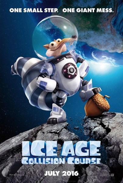 Buz Devri 5 Büyük Çarpışma