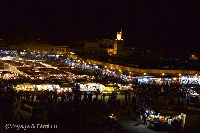 Marrakech Jeema el fna