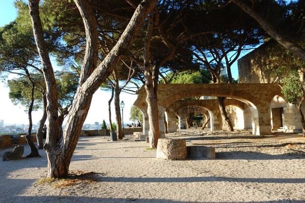 Castelo de Sao Jorge | Two Free Days in Lisbon | No Apathy Allowed