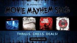 PS Store: Movie Mayhem sale