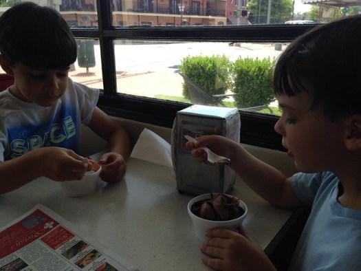 Borden's Ice Cream Store / Dairy Bar, Lafayette LA