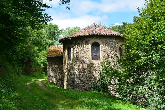 Stunning Peyrusse-le-Roc et Conques, Aveyron, France, 30 June 2016
