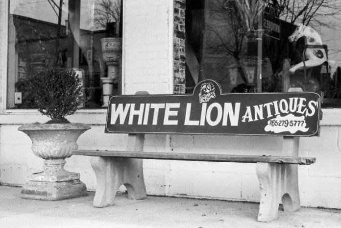 White Lion Antiques