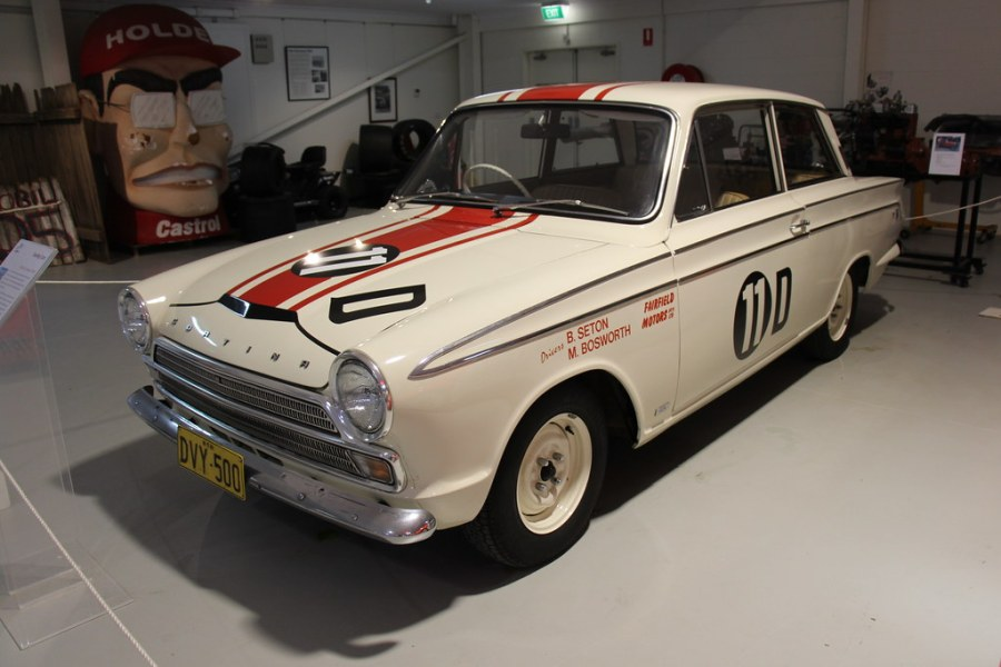 1965 ford cars » 1965 Ford Cortina GT500 Bathurst winner   The UK designed Co      Flickr     1965 Ford Cortina GT500 Bathurst winner   by Sicnag