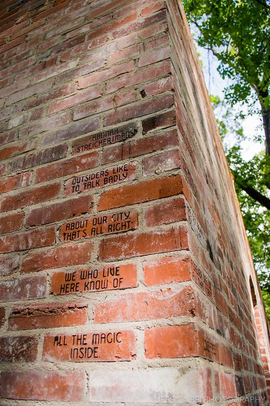 Brick House Laumeier Sculpture Park St. Louis