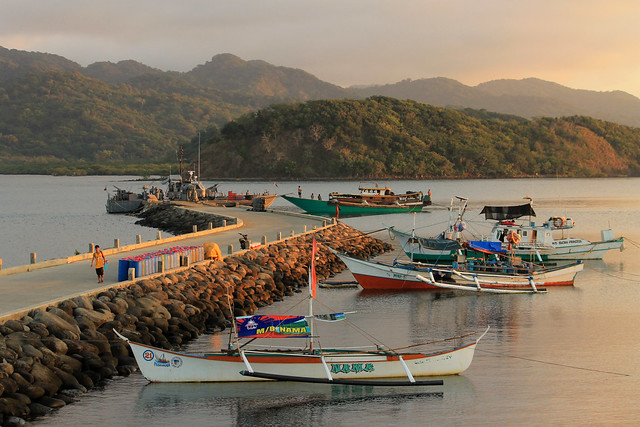 San Vicente Fish Port