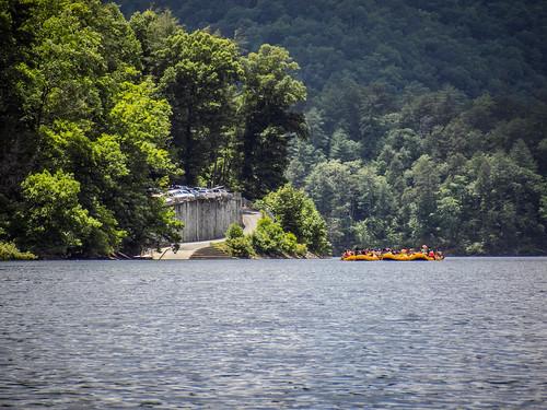 Lake Tugaloo Paddling-088