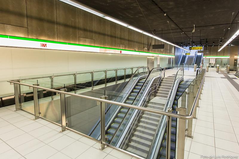 Visita al Metro de Málaga-11